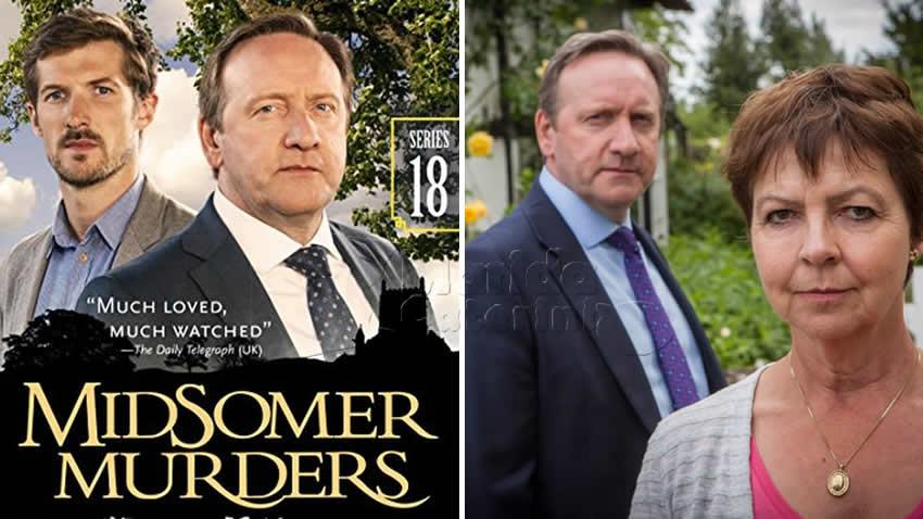 L'ispettore Barnaby Rompere la catena film Giallo