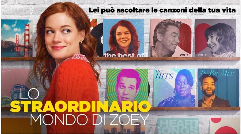 Lo straordinario mondo di Zoey