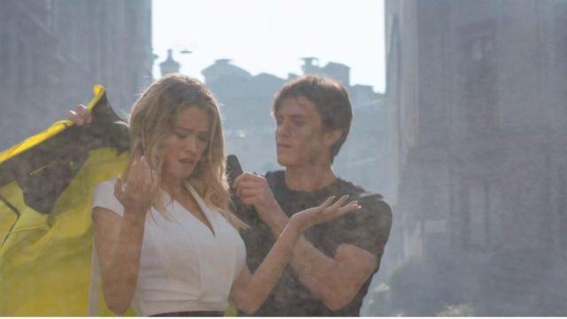 Il video della pubblicità con Diletta Leotta, dove è girato, canzone