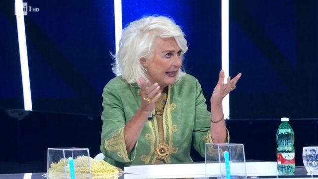Loretta Goggi in giuria a Tale e Quale Show