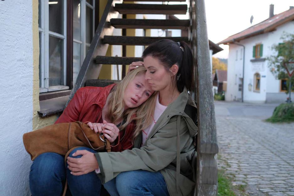Marie is on Fire Veleni film Canale 5