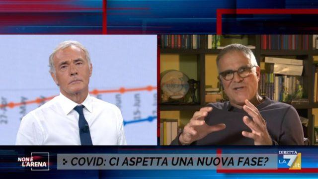 Non è lArena diretta 27 settembre - L'intervista ad Alberto Zangrillo