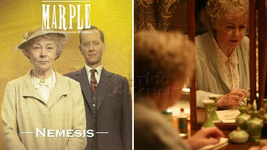Miss Marple Nemesi film Paramount Network