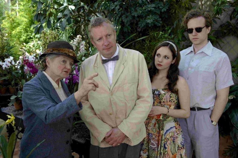 Miss Marple Perché non l'hanno chiesto a Evans attori
