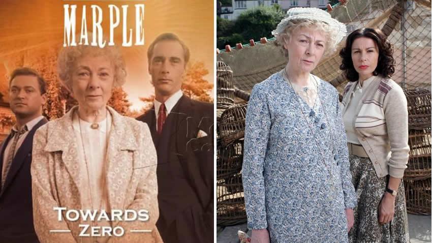 Miss Marple Verso l'ora zero su Paramount Network
