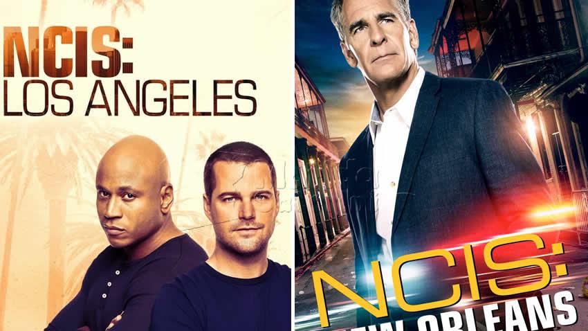NCIS Los Angeles Kill Beale Rai 2