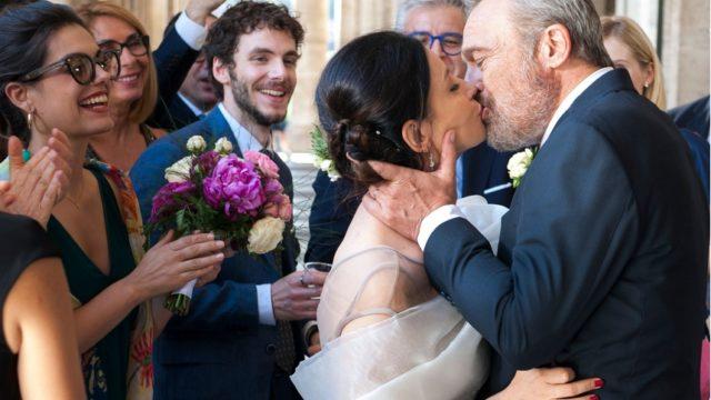Nero a metà 2 il matrimonio con Cristina