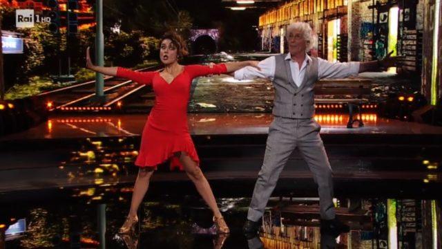 Ballando con le Stelle 26 settembre, diretta - Ninetto Davoli e Ornella Boccafoschi