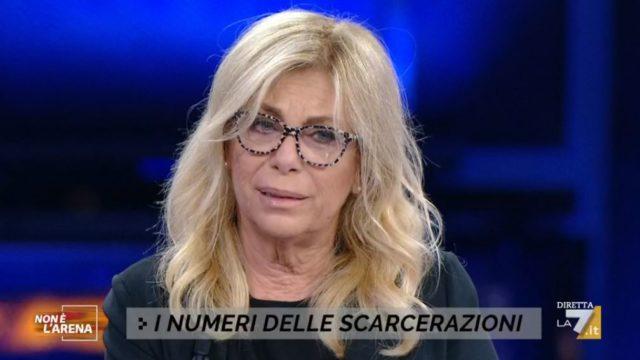 Non è lArena diretta 27 settembre - Rita Dalla Chiesa