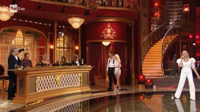 Ballando con le stelle 19 settembre, diretta - La coppia Paolo Conticini e Veera Kinnunen