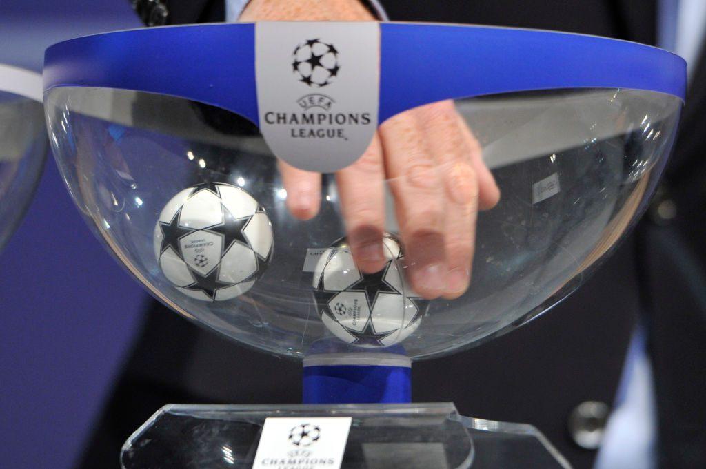 Sorteggio Champions Europa League