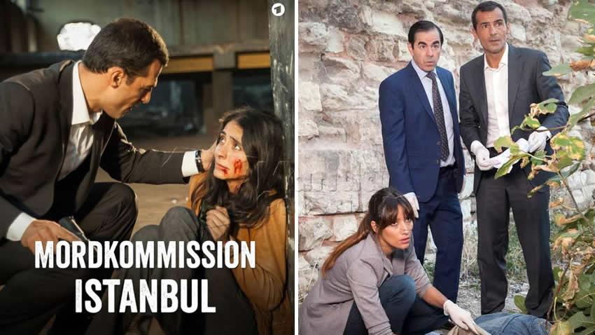 Squadra omicidi Istanbul Il figlio perduto Rai 2