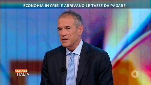 Stasera Italia Cottarelli