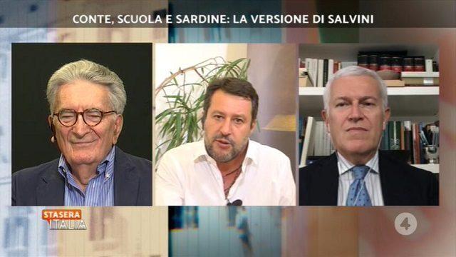 Stasera Italia diretta 14 settembre ospiti