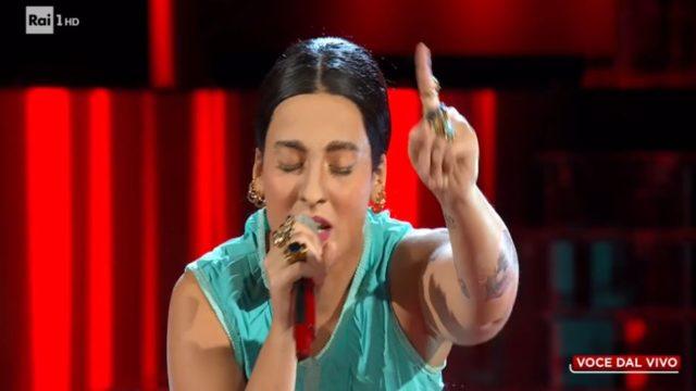 Tale e Quale Show diretta 25 settembre - Francesca Manzini imita Levante