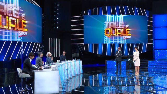 Tale e Quale Show diretta 25 settembre - Carolina Rey giudicata dalla giuria