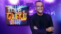 Tale e Quale Show 18 settembre, diretta, imitazioni, scaletta, classifica