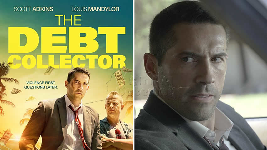 The Debt Collector film Rete 4