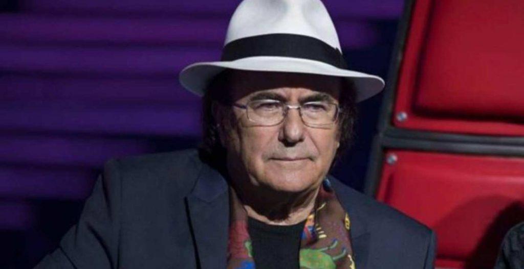 The Voice Senior Al Bano primo coach