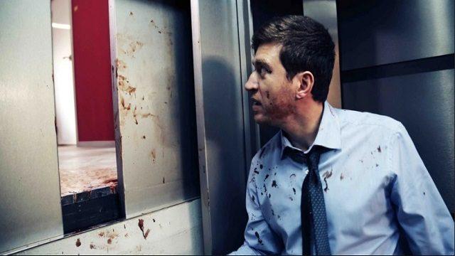 The end L'inferno fuori ascensore