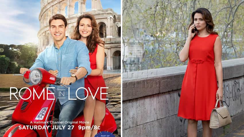 Un amore da copertina film Tv8