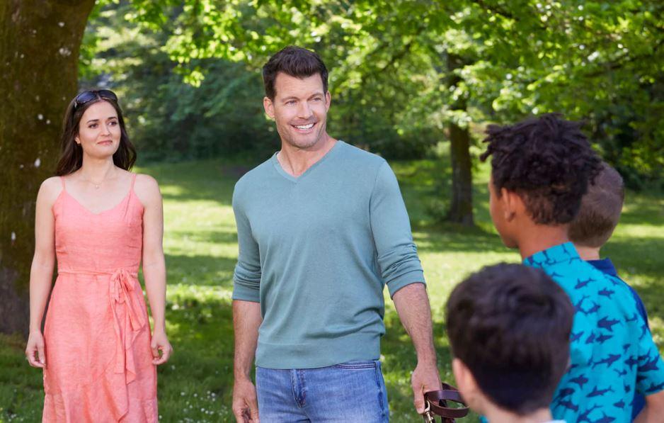 Una famiglia per Sunshine film dove è girato