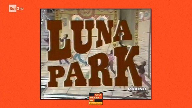 una pezza luna park
