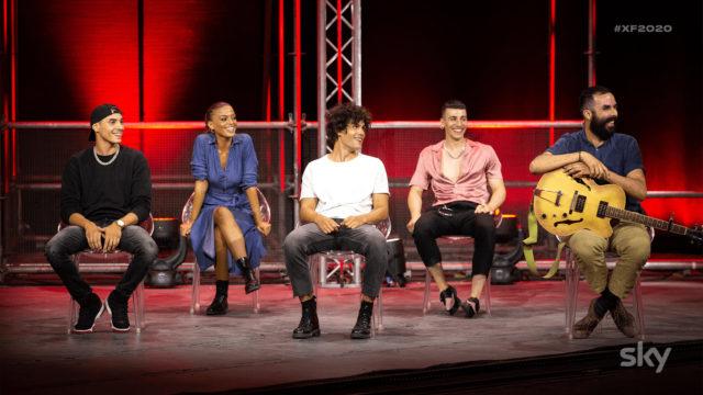 X Factor 2020 8 ottobre over