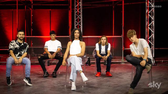 X Factor 2020 15 ottobre