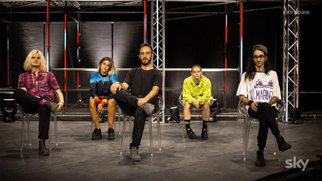 X Factor 2020 15 ottobre gruppi