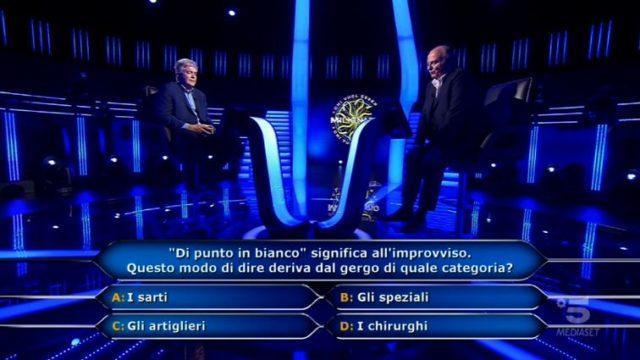 Ottava domanda Andrea Peruzzi