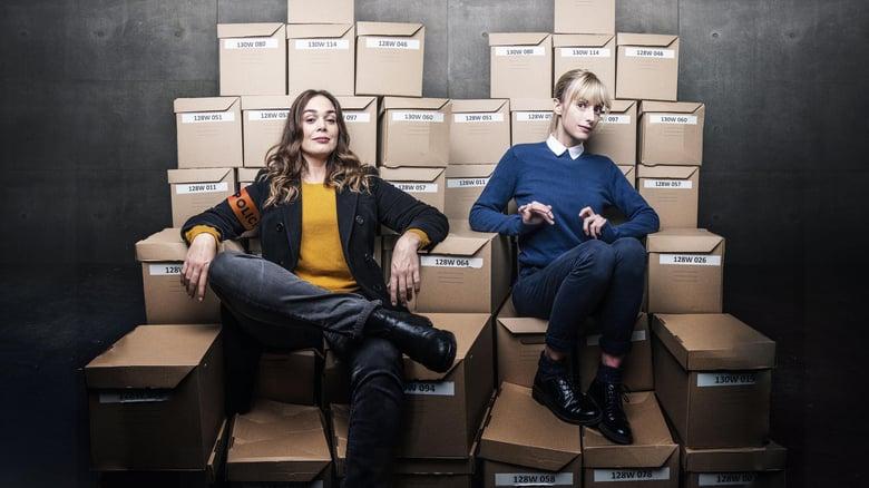 Astrid et Raphaelle serie tv Giallo