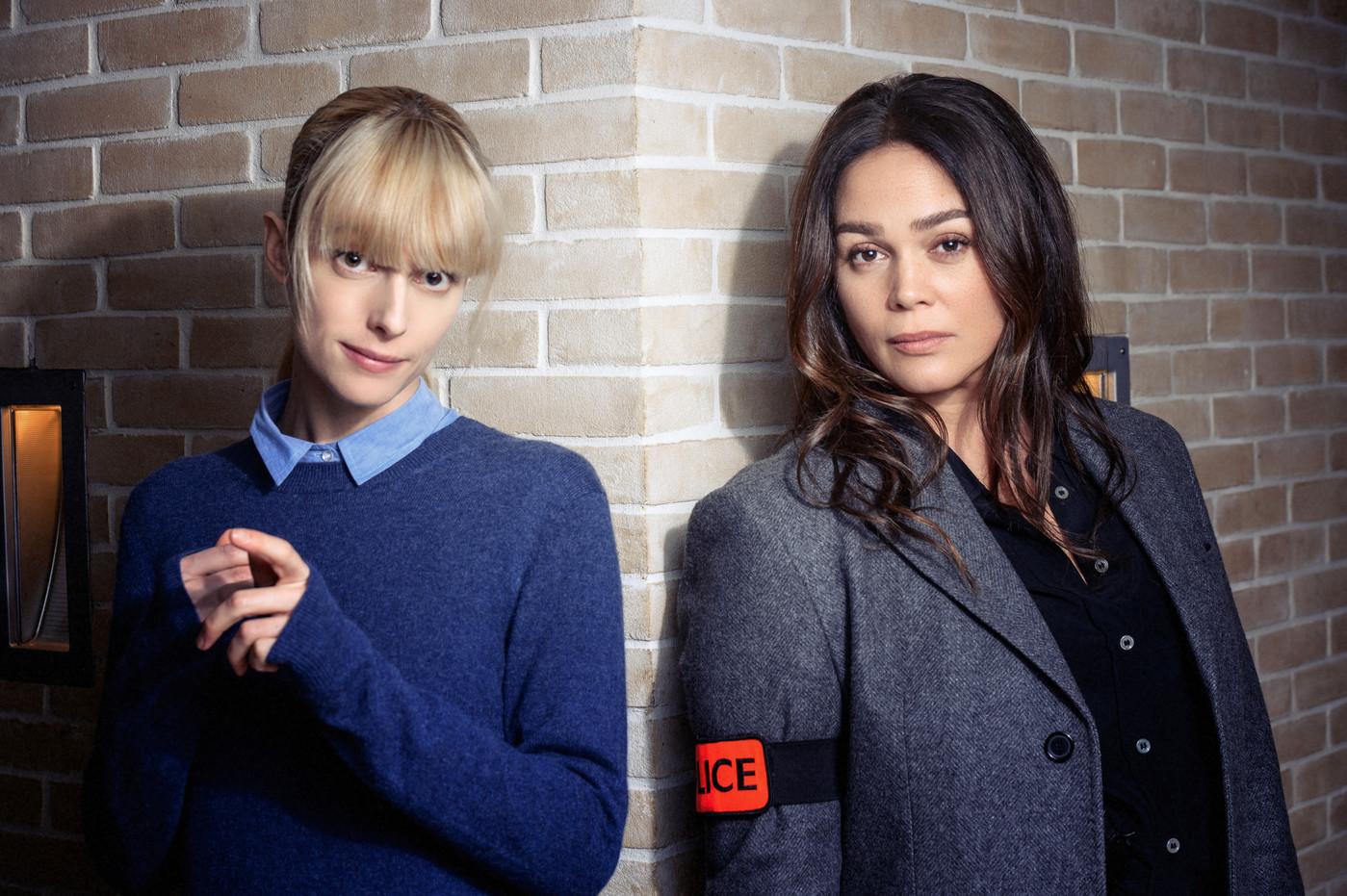 Astrid et Raphaelle serie tv attori