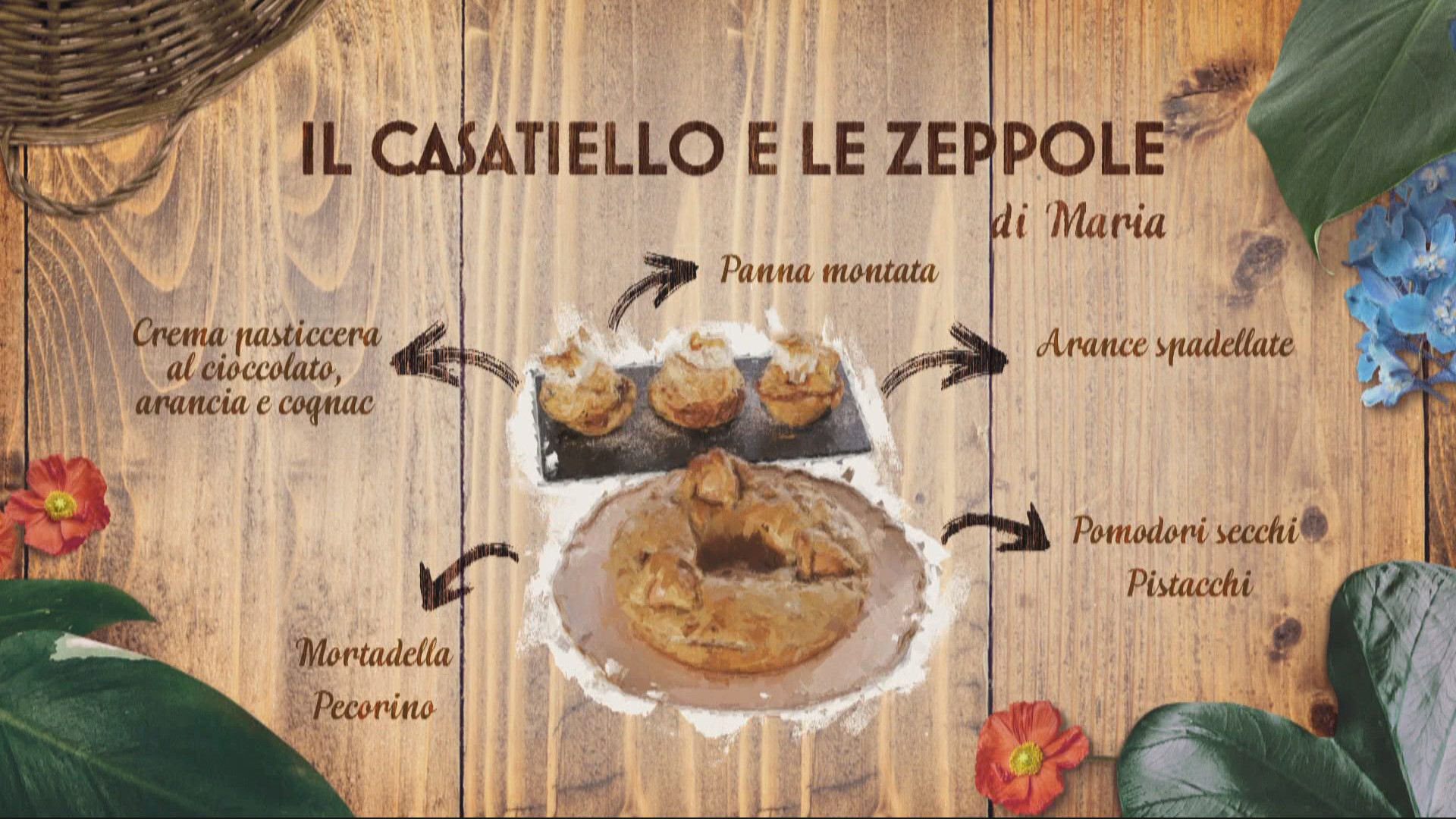 Bake Off Italia 9 ottobre