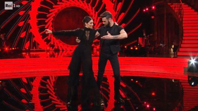 Giulia Bevilacqua balla il tango