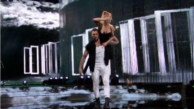 Ballando con le Stelle 10 ottobre, Alessandra Mussolini e Rosalinda Celentano sono in gara