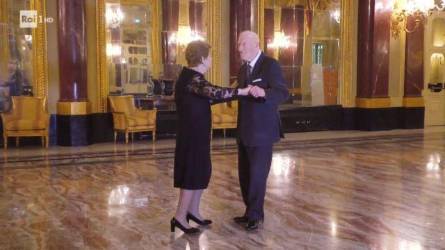 Ballando con le Stelle 24 ottobre, diretta - Giovanni Lupi 99 anni, insieme alla moglie Livia Nulli