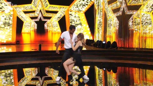 Ballando con le Stelle 10 ottobre, diretta - Alessandra Mussolini eMaykel Fonts