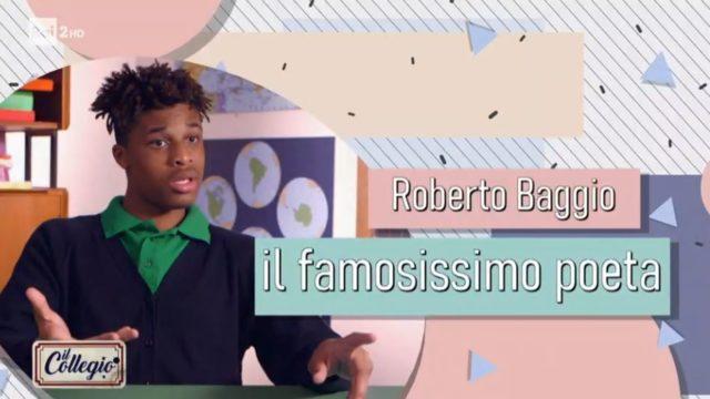 Bonard Dago scambia Roberto Baggio per un poeta