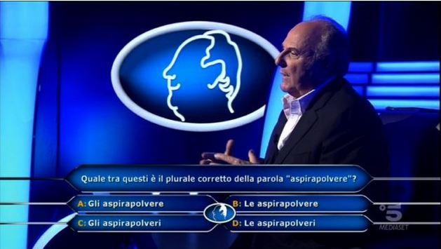 Chi vuol essere milionario 29 ottobre, Gerry Scotti positivo al coronavirus in onda con puntata registrata