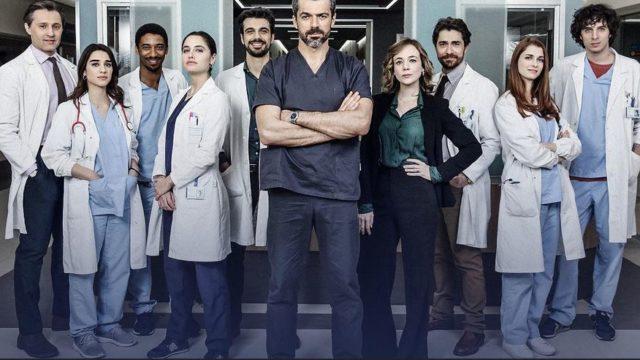 Il Cast completo di DOC Nelle tue mani 15 ottobre, con attori e personaggi