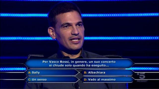 Damiano Aresu sesta domanda da 5mila euro