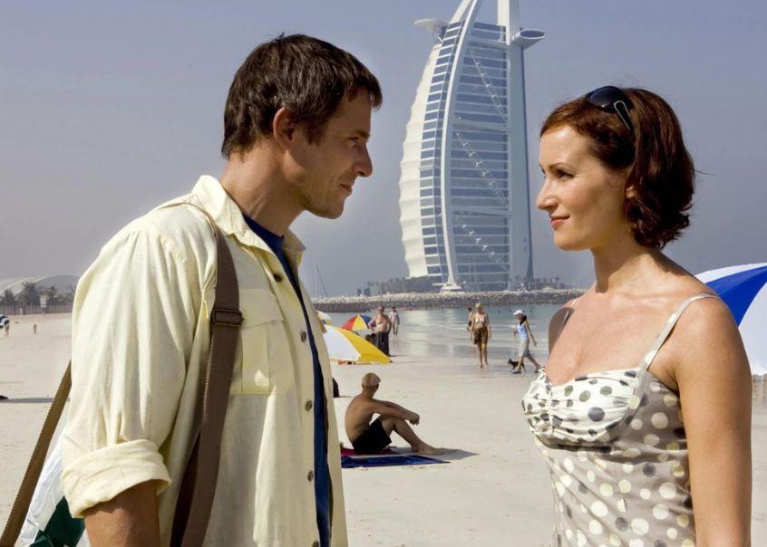 Dream Hotel Dubai film attori