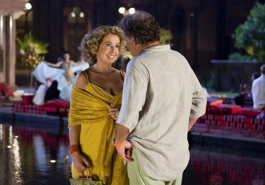 Dream Hotel Dubai film finale