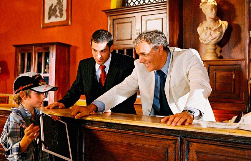 Dream Hotel Messico film attori