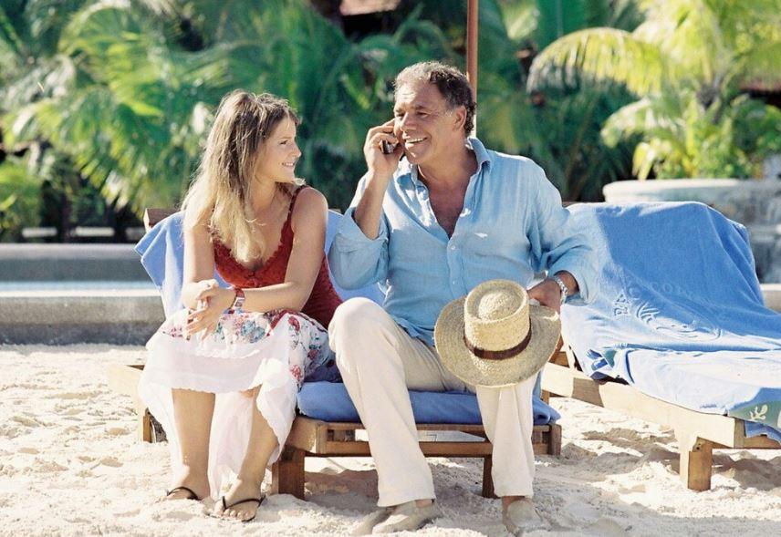 Dream Hotel Seychelles film attori
