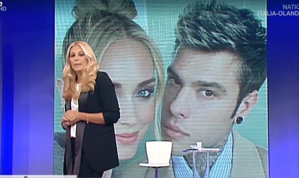Eleonora Daniele scuse a Chiara Ferragni