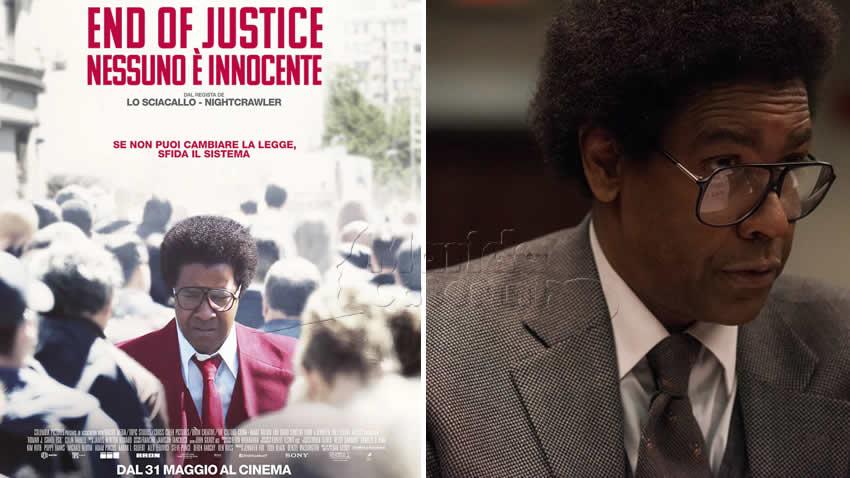 End of Justice Nessuno è innocente film Rai 3