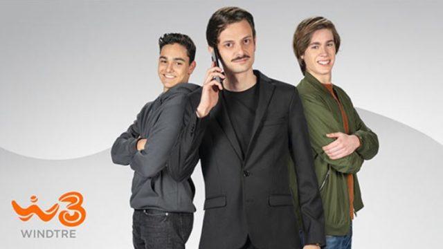 Il nuovo spot tv di WindTre con Fabio Rovazzi