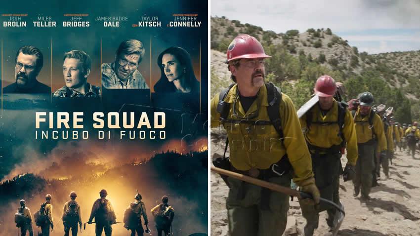 Fire Squad Incubo di fuoco film Rai 2